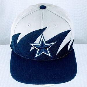 Dallas Cowboys Shark Tooth Mitchell & Ness Cap